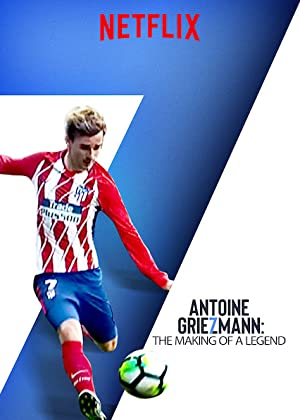 Where to stream Antoine Griezmann: The Making of a Legend