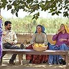 Vineet Kumar Singh, Taapsee Pannu, and Bhumi Pednekar in Saand Ki Aankh (2019)