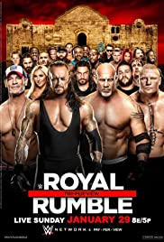 WWE: Royal Rumble (2017) Poster - TV Show Forum, Cast, Reviews