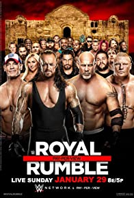 Primary photo for WWE: Royal Rumble