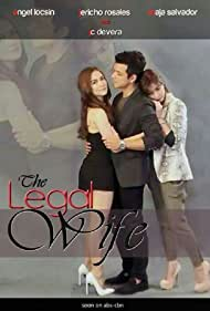 Jericho Rosales, Angel Locsin, and Maja Salvador in The Legal Wife (2014)