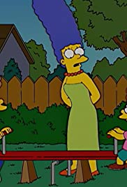 Bart Has Two Mommies Poster