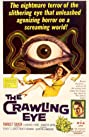 The Crawling Eye (1958) Poster
