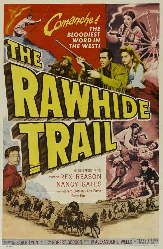 The Rawhide Trail (1958)