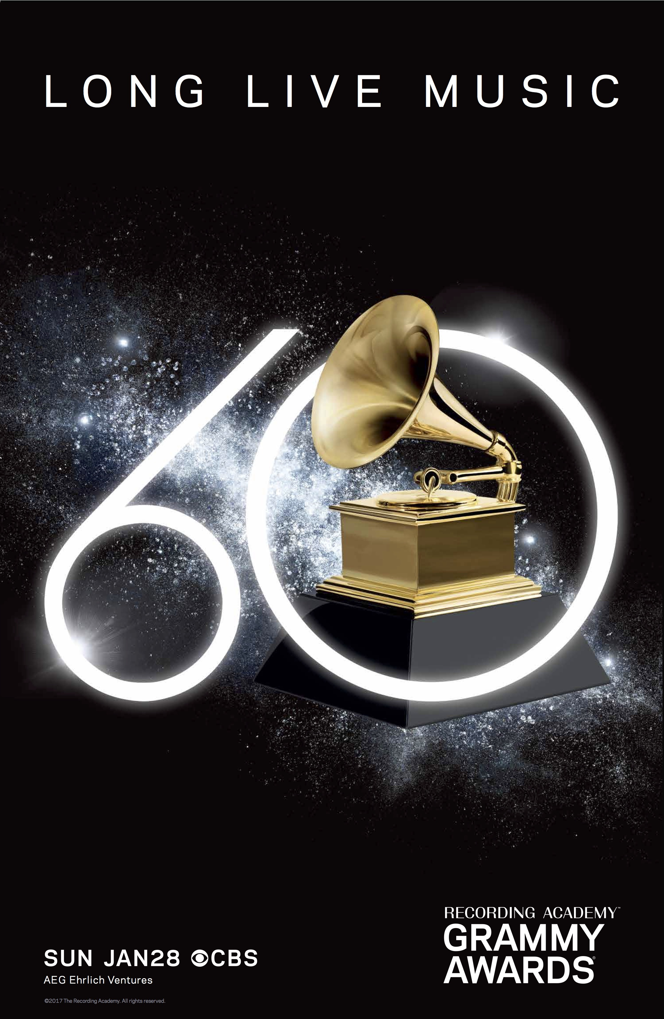 The 60th Annual Grammy Awards 2018