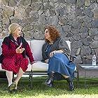 Sandra Milo and Stefania Sandrelli in A casa tutti bene (2018)