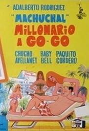 Millonario a go go Poster