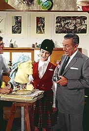 Disneyland 10th Anniversary Poster