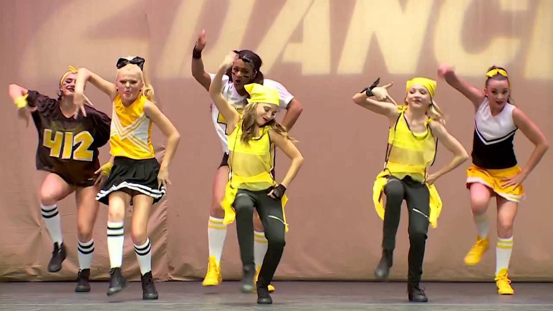 dance moms mini dancers, big drama