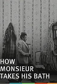 Comment monsieur prend son bain (1903)