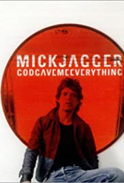 Mick Jagger: God Gave Me Everything Poster