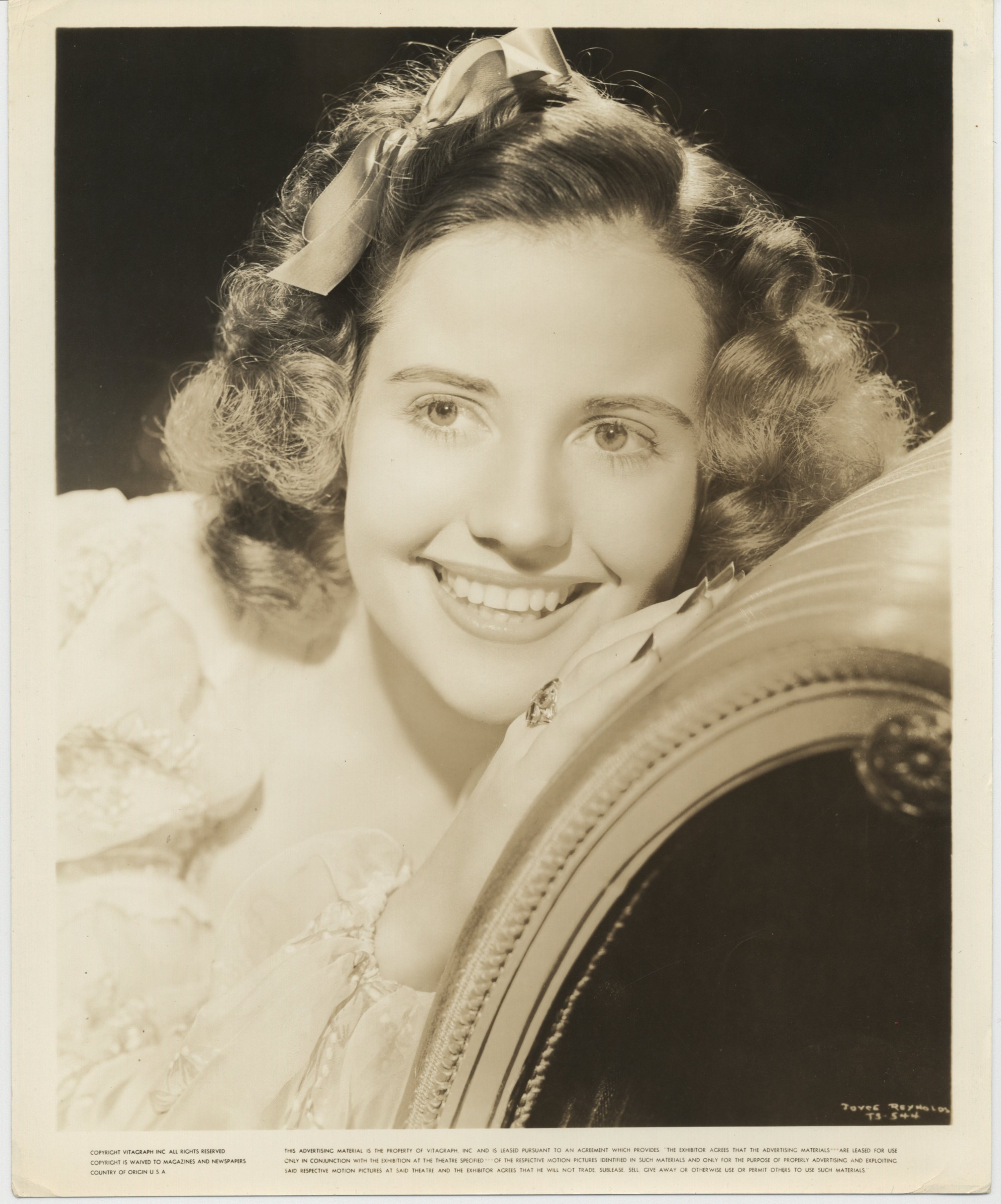 Joyce Reynolds in Thank Your Lucky Stars (1943)