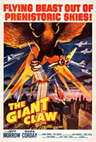The Giant Claw Poster - Movie Forum, Cast, Reviews