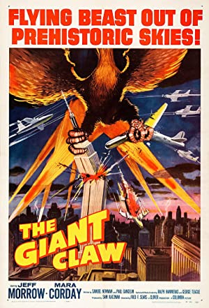 Where to stream The Giant Claw