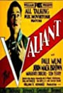 The Valiant (1929) Poster