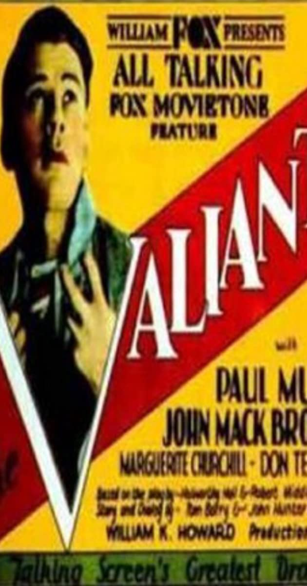 The Valiant (1929) - IMDb