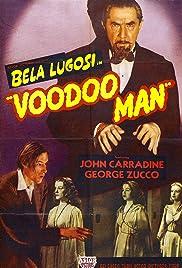 Voodoo Man Poster