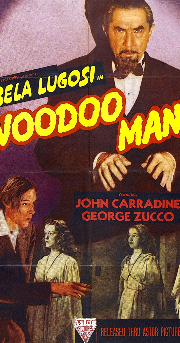 Subtitle of Voodoo Man