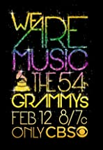 The 54th Annual Grammy Awards