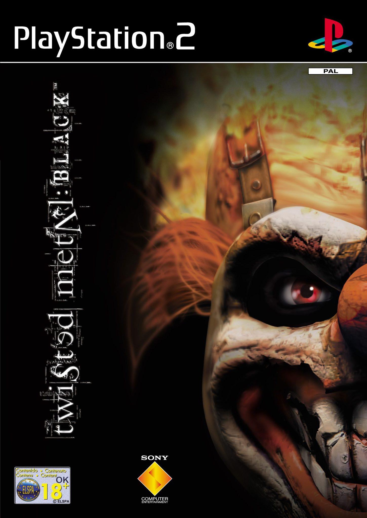 Twisted Metal: Black (Video Game 2001) - IMDb