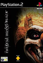 Twisted Metal: Black Poster