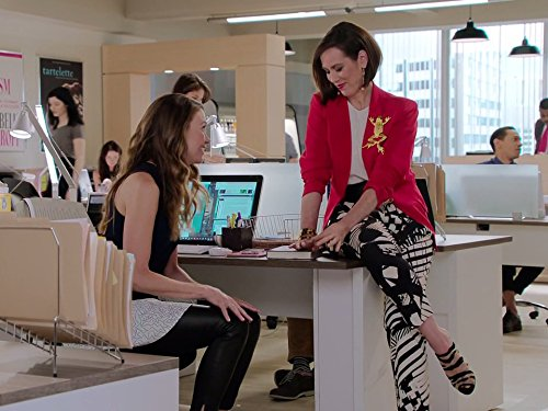 Miriam Shor and Sutton Foster in Younger (2015)