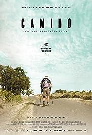 Camino, een feature-length selfie Poster
