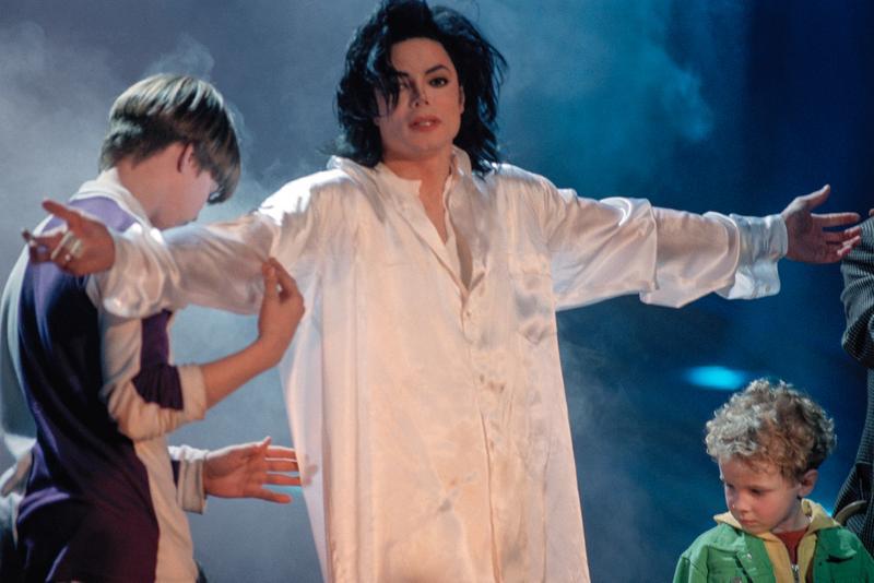 Michael Jackson in Leaving Neverland (2019)