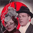 Gunnar Lauring and Berthe Qvistgaard in Et skud før midnat (1942)
