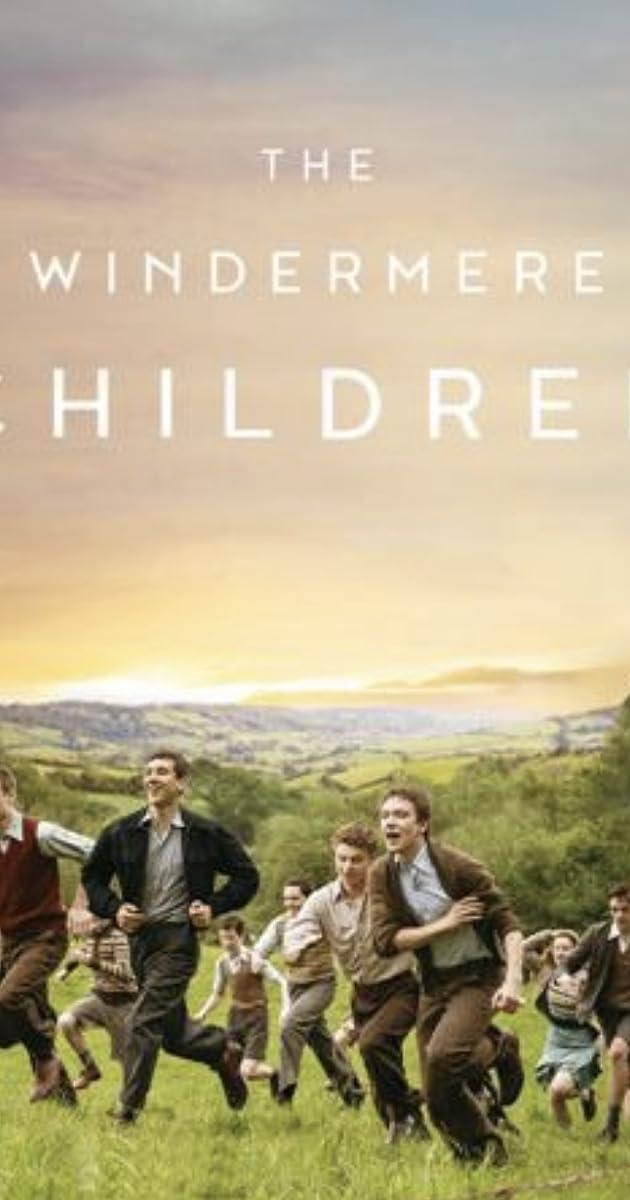 Subtitle of The Windermere Children