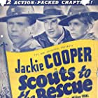 Bill Cody Jr., Jackie Cooper, and William Ruhl in Scouts to the Rescue (1939)