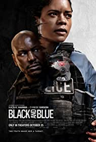 Naomie Harris and Tyrese Gibson in Black and Blue (2019)