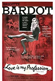 Love Is My Profession (1958) with English Subtitles on DVD on DVD