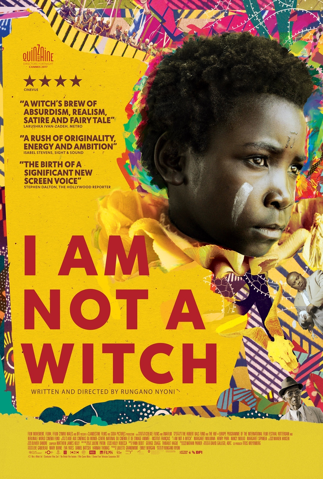 I Am Not a Witch (2017) BluRay 720p