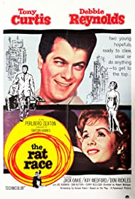Tony Curtis and Debbie Reynolds in The Rat Race (1960)