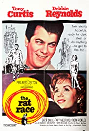 The Rat Race Poster