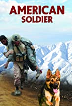 Primary image for American Soldier