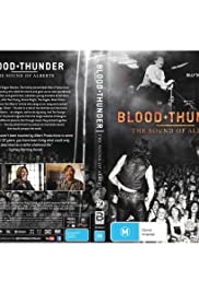 Blood and Thunder: The Sound of Alberts Poster