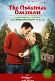 Kellie Martin and Cameron Mathison in The Christmas Ornament (2013)