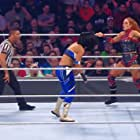 Pamela Martinez and Rebecca Quin in WWE Survivor Series (2019)