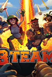 B-Team Poster