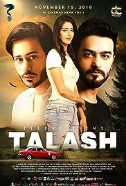 Talash Poster