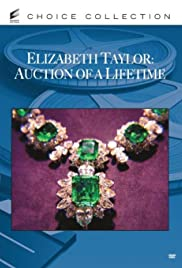 Elizabeth Taylor: Auction of a Lifetime Poster