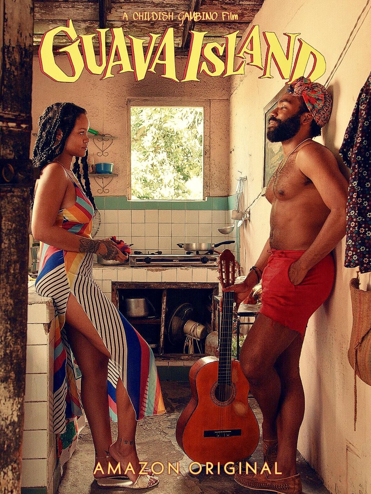 GVAJAVOS SALA (2019) / GUAVA ISLAND