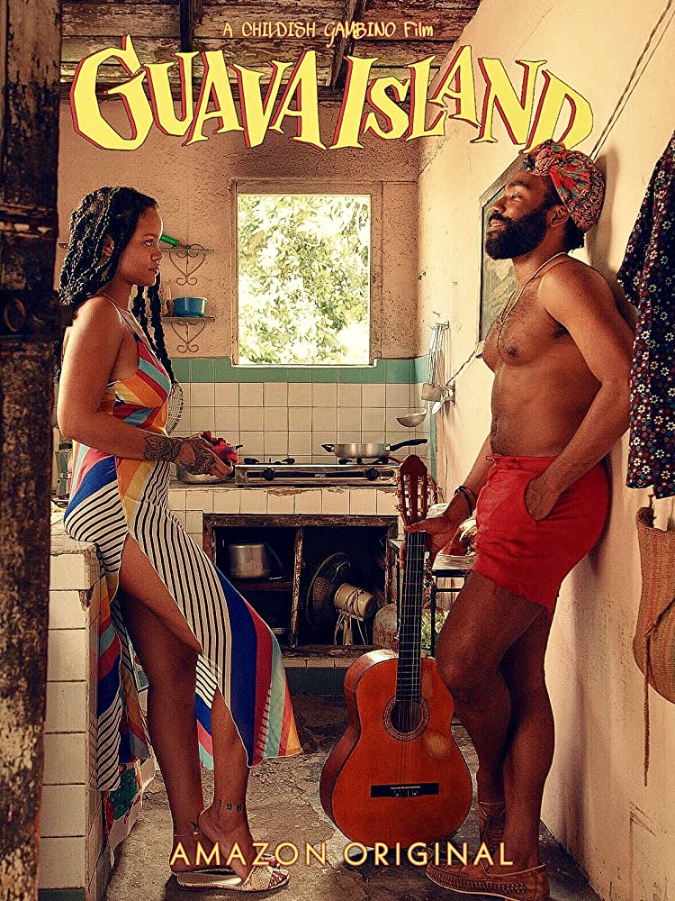 Rihanna and Donald Glover in Guava Island (2019)