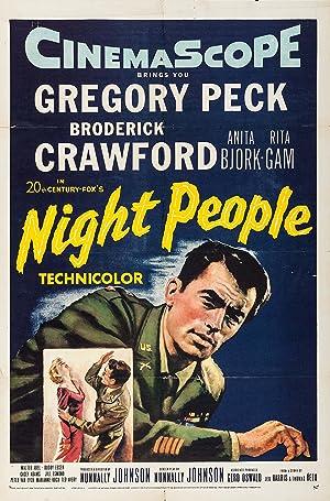 Where to stream Night People