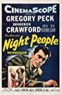 Night People (1954) Poster