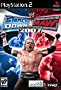 WWE SmackDown vs. RAW 2007 (2006) Poster