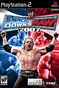 Primary photo for WWE SmackDown vs. RAW 2007