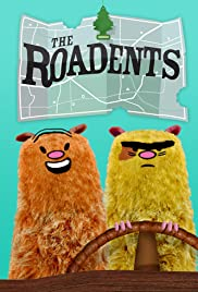 The Roadents Poster